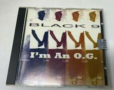 BLACK 9 - I'M AN O.G. (RARE) 1995 HIP HOP G-FUNK CD