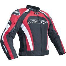 Blousons rouges RST pour motocyclette
