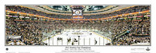 Boston Bruins 2011 STANLEY CUP CHAMPIONS Gm. 6 Game Night Panoramic POSTER Print