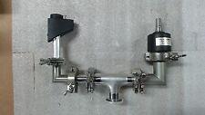 Oerlikon Leybold TR211 Thermovac Vacuum Sensor w/ PR25 Vacuum Gauge Sensor Head