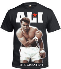 Muhammad Ali Cassius Clay T Shirt Boxing/Gym/Workout/Fitness/Body Building/Top