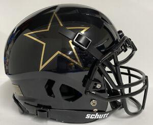 Dallas Cowboys Full Size Custom Authentic Schutt Vengeance Football Helmet !!
