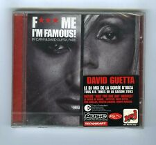 CATHY & DAVID GUETTA CD (NEW) F*** ME I'M FAMOUS