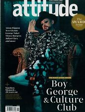 Attitude - Issue 302 - Boy George cover