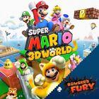 Super Mario 3D World + Bowser's Fury - Jeu Nintendo Switch - Lire Description