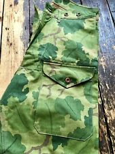 Mitchell Pattern Camouflage Battledress Trousers Burma Pattern Windproof Size 32