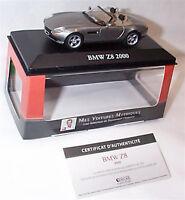 BMW Z8 model car 1:43 SCALE 2000 IXO ATLAS 2891024 VOITURES MYTHIQUES