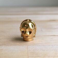 LEGO Chrome Gold C-3PO head Star Wars 4521221 genuine piece collector super rare
