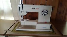 PFAFF 12 SEWING MACHINE AND CABINET