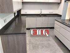 Grey Mirror Fleck Quartz Kitchen Worktops Affordable prices!