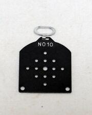 Sekonic No.10 Slide for L-398 and L-398M Black Genuine NEW