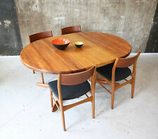 70er Teak Esstisch Danish Vintage 70s Dining Table Mid-Century 60er 60s