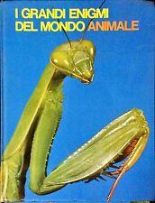 I GRANDI ENIGMI DEL MONDO ANIMALE. GLI INSETTI (2) - FERNI, 1975