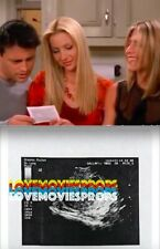 FRIENDS Prop Baby Sonogram Rachel Green Jennifer Aniston Prop Costume TV Series