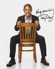 TONY DANZA Signed Photo w/ Hologram COA GREAT CONTENT