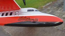 Twin Star ll Multiplex  Carbon CFK Rumpfschutz Rumpfschale
