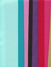 Grosgrain ribbon 3 inch 10 yds 10 different colors plus 3/8 inch OR uchuz LOT A