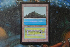 MTG - International Collectors' Edition Tropical Island - (Alpha Beta Art) NM