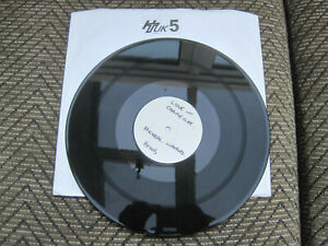 MICHAEL WATFORD - LOVE CHANGE OVER - HARD TIMES THE LABEL RECORDS - W/LBL PROMO
