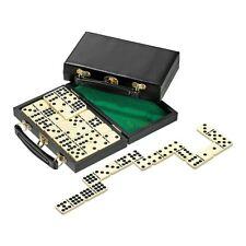 Domino - Doppel 9 - Urea-Kunststoff - 55 Spielsteine