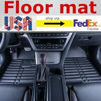 Fit for Nissan Altima 2007-2018 Car Floor Mats Front&Rear Liner Waterproof Mat