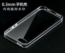 Ultra Crystal Clear Transparent Soft Silicone TPU Case Cove For iphone 5 5s Hot