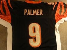 CARSON PALMER CINCINNATI BENGALS NFL AUTHENTIC REEBOK JERSEY SIZE 48  NEW