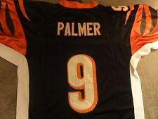 CARSON PALMER CINCINNATI BENGALS NFL AUTHENTIC REEBOK JERSEY SIZE 48  NEW