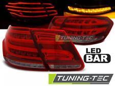 FANALI POSTERIORI MERCEDES W212 E-KLASA 09-13  RED SMOKE LED LOOK*2346
