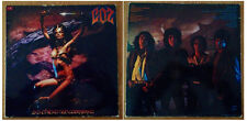 """LP  VINILO 12"""" SPANISH HEAVY METAL - COZ - LAS CHICAS SON GUERRERAS - EPIC-1981"""