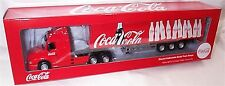 Volvo NH12 & Fridge Trailer Coca Cola 1-50 Scale  new in box