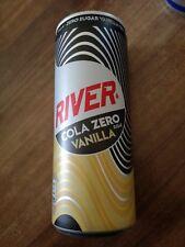 1 Volle Cola Vanilla Zero Coke Dose Full Can 250ml coca River Limitierte Edition