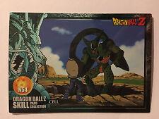 Dragon Ball Z Skill Card Collection N54