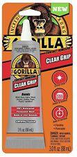Gorilla Glue 8040001 Clear Grip Contact Adhesive, 3 Oz, Clear