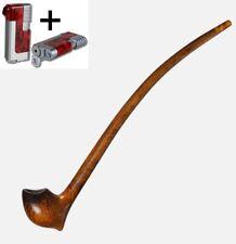 Vauen Lesepfeife Auenland Almar + Necuma Pfeifenfeuerzeug