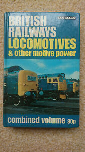 Ian Allan ABC BR Locomotives Combined Volume 1973 unmarked but read description.