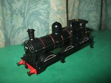 HORNBY EX GWR DEAN GOODS BLACK LOCO BODY ONLY