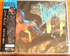 Rare David Bowie Lets Dance EMI 8 Track Remastered JAPAN OBI TOCP65316
