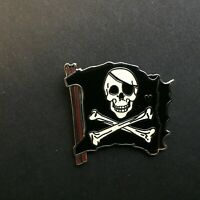 WDW - Hidden Mickey Collection - Pirates of the Caribbean Flag Disney Pin 51167