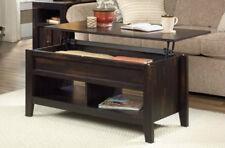 Coffee Table Sauder Dakota Pass Lift Top Design Wood Char Pine Hinges Spacious