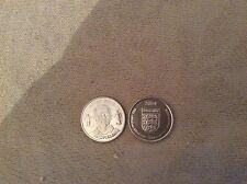 EURO 2004 Sainsbury's NICKY BUTT Medal/Coin