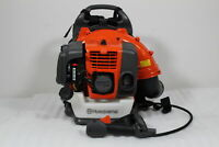 Used Husqvarna 965877502 350BT Backpack Blower Gas Powered SDP000328
