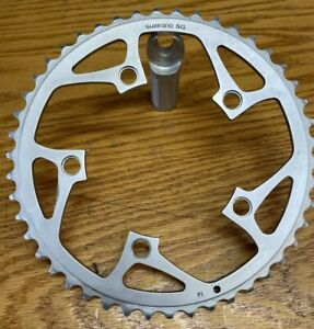 Shimano XTR FC-M900 46T tooth 110mm BCD MTB Chainring 8 Spd 9 Speed SG-X