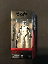 "Hasbro Star Wars: The Black Series Clone Trooper Figure 6"""