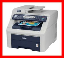 Brother MFC-9120CN Printer -- REFURBISHED ! -- w/ NEW Toners & NEW Drums !!!