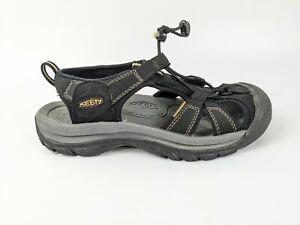 Keen Black Hiking Sandals UK 5 Eu 38