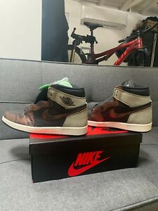 Air Jordan 1 Patina Size 10 ( DEADSTOCK )