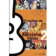 O Melhor De Um Barzinho, Um Violao 2 DVD VIDEO MOVIE Universal Music 20 tracks!