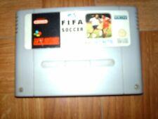 FIFA INTERNATIONAL SOCCER...sur SNES