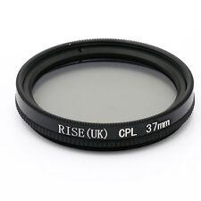 37mm Circular Polarizing CIR-PL CPL FILTER lenses for canon nikon sony lens
